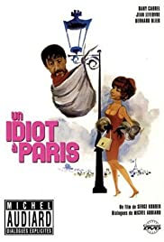 Un idiot à Paris Poster