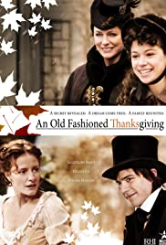 An Old Fashioned Thanksgiving Poster