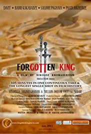 The Forgotten King Poster