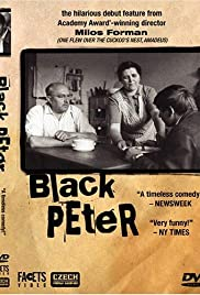 Black Peter (1964) Poster - Movie Forum, Cast, Reviews