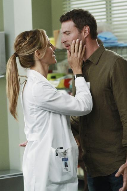 Kim Raver in Grey's Anatomy (2005)