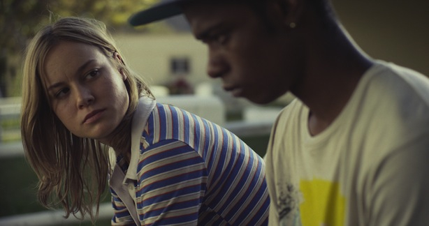 Brie Larson and Lakeith Stanfield in Short Term 12 (2013)