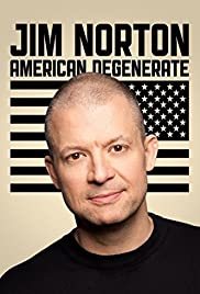 Jim Norton: American Degenerate (2013) Poster - TV Show Forum, Cast, Reviews