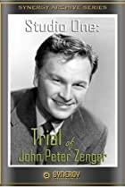 Image of Studio One in Hollywood: The Trial of John Peter Zenger