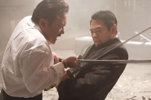 Jet Li in War (2007)