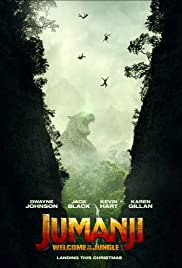 Jumanji: Welcome to the Jungle (2017) Poster - Movie Forum, Cast, Reviews