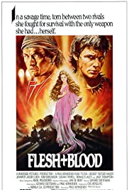 Flesh+Blood Poster