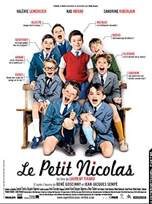 Little Nicholas Pelicula Poster