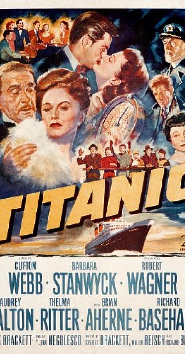 Titanic (1953) - IMDb