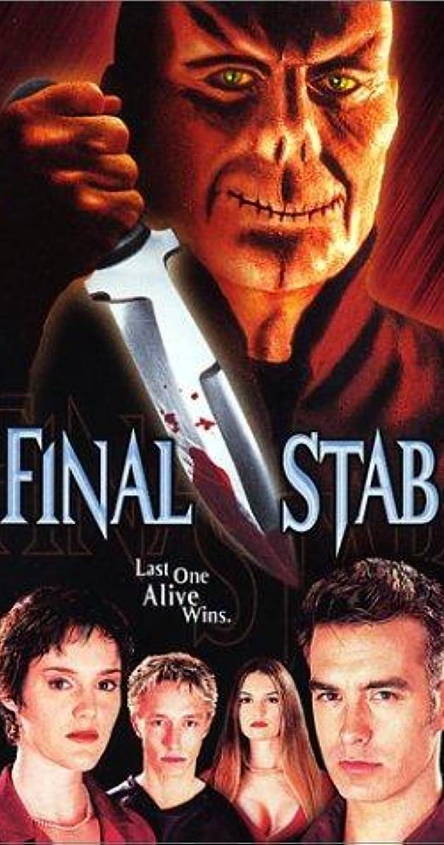 Paskutinis klyksmas / Final Stab (2001) Online