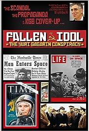 Yuri Gagarin Conspiracy: Fallen Idol Poster