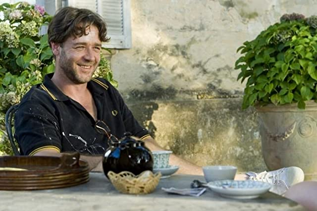 Russell Crowe in A Good Year (2006)