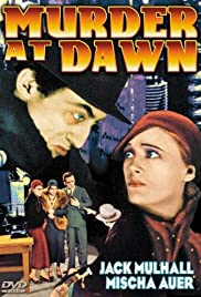 Murder at Dawn Poster