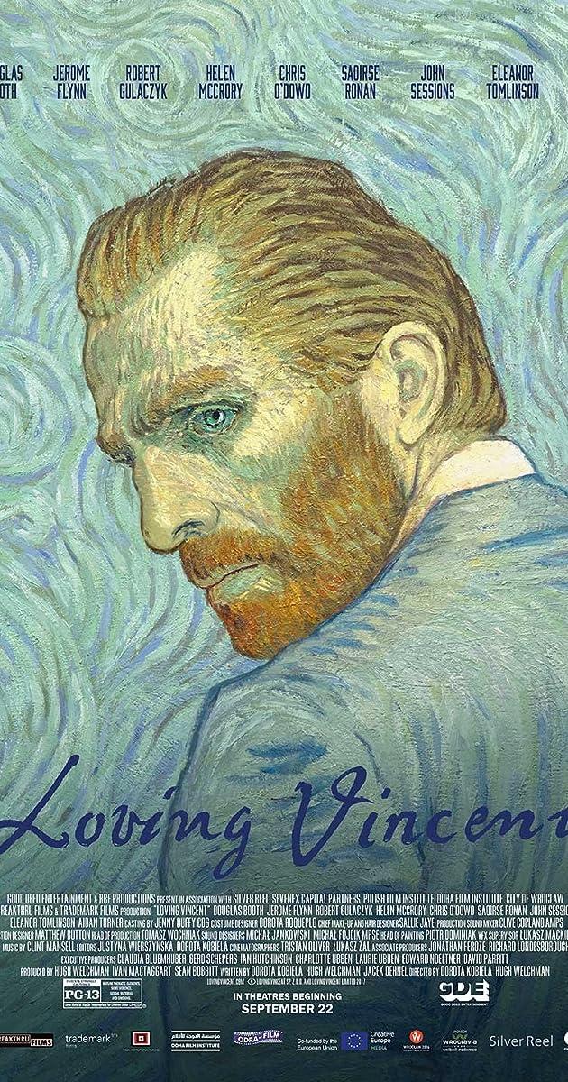 Jūsų Vincentas / Loving Vincent (2017) Online