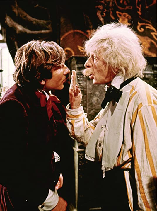Roman Polanski and Jack MacGowran in The Fearless Vampire Killers (1967)