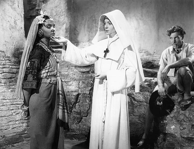 Deborah Kerr, Jean Simmons, and David Farrar in Black Narcissus (1947)