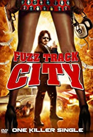 Fuzz Track City Poster