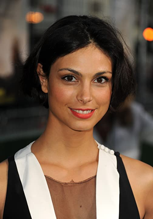Morena Baccarin at Trouble with the Curve (2012)
