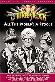 All the World's a Stooge Poster