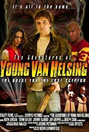 Adventures of Young Van Helsing: The Quest for the Lost Scepter (2004) Poster - Movie Forum, Cast, Reviews