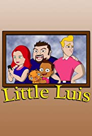 Little Luis Poster