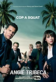 Angie Tribeca Poster - TV Show Forum, Cast, Reviews