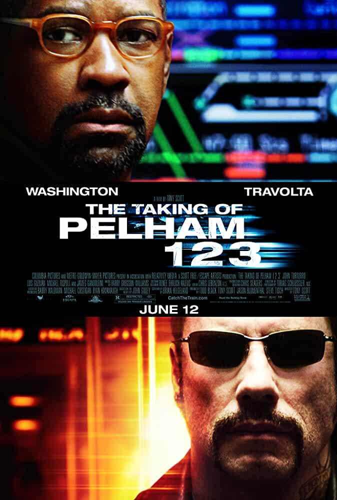 The Taking Of Pelham 123 (2009) BluRay 1080p Hindi Watch Online Free Download