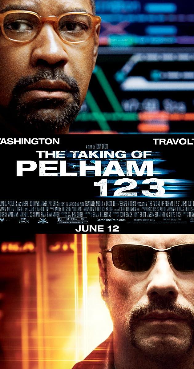 Metro užgrobimas / The Taking of Pelham 1 2 3 (2009) Online