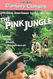 The Pink Jungle (1968) Poster - Movie Forum, Cast, Reviews