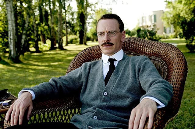 Michael Fassbender in A Dangerous Method (2011)