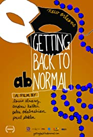Getting Back to Abnormal Poster