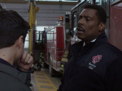 Chicago Fire: A Rocket Blasting Off | Season 2 | Episode 16