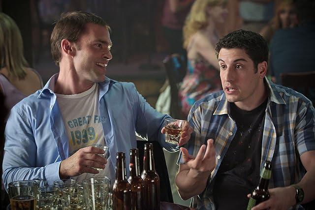 Jason Biggs and Seann William Scott in American Reunion (2012)