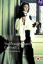 The Draughtsman's Contract Poster
