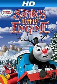 Thomas & Friends: Santa's Little Engine Poster