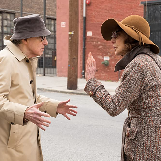Woody Allen and Elaine May in Crisis in Six Scenes (2016)