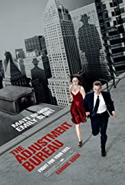 The Adjustment Bureau (2011) Poster - Movie Forum, Cast, Reviews