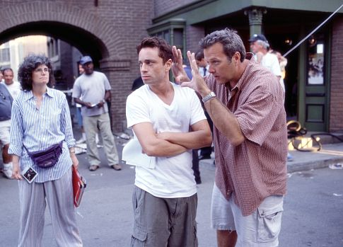 Chris Kattan and Rob Pritts in Corky Romano (2001)