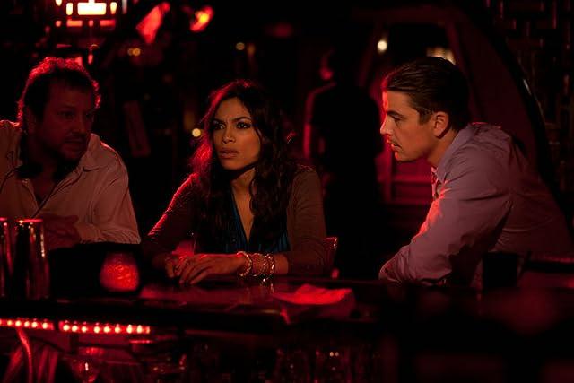 Josh Hartnett, Rosario Dawson, and Sebastian Gutierrez in Girl Walks Into a Bar (2011)