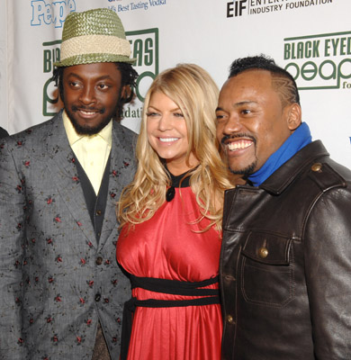 Fergie, Apl.de.Ap, and Will.i.am