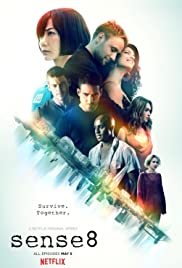 Sense8 Poster - TV Show Forum, Cast, Reviews