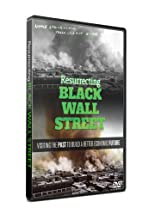 Resurrecting Black Wall Street