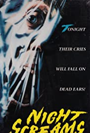 Night Screams (1987) Poster - Movie Forum, Cast, Reviews