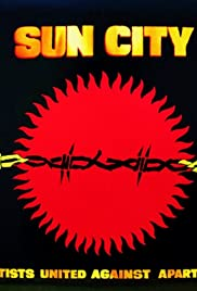 Sun City: Artists United Against Apartheid Poster
