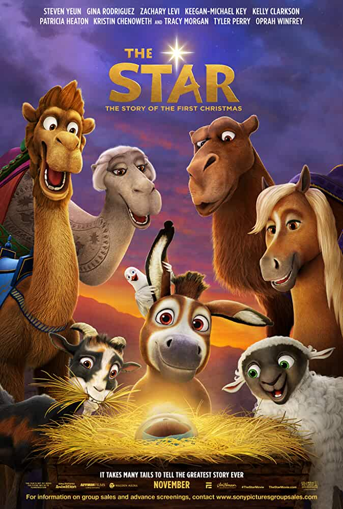 The Star 2017 Full English Movie 480p BluRay 700MB