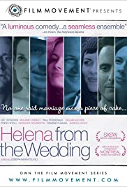 Helena from the Wedding 2010 Poster