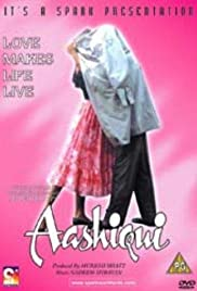 Aashiqui (1990) Poster - Movie Forum, Cast, Reviews