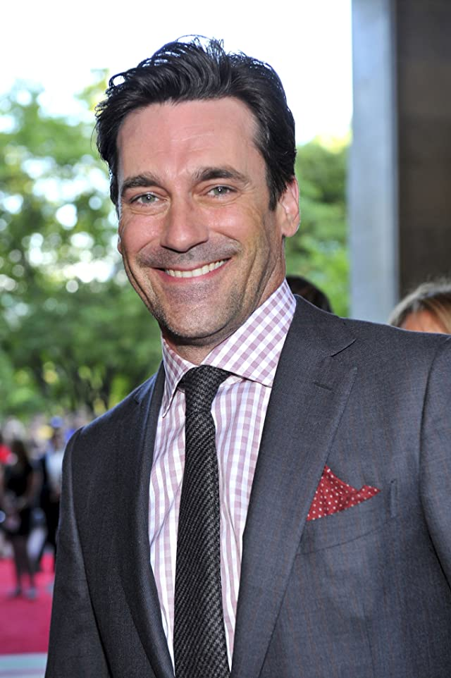 Jon Hamm at event of Friends with Kids