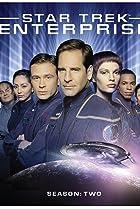Star Trek: Enterprise - Uncharted Territory (2013) Poster