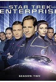 Star Trek: Enterprise - Uncharted Territory Poster